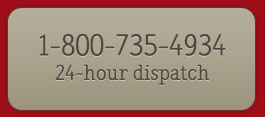 1-701-774-9418 for 24-hour dispatch